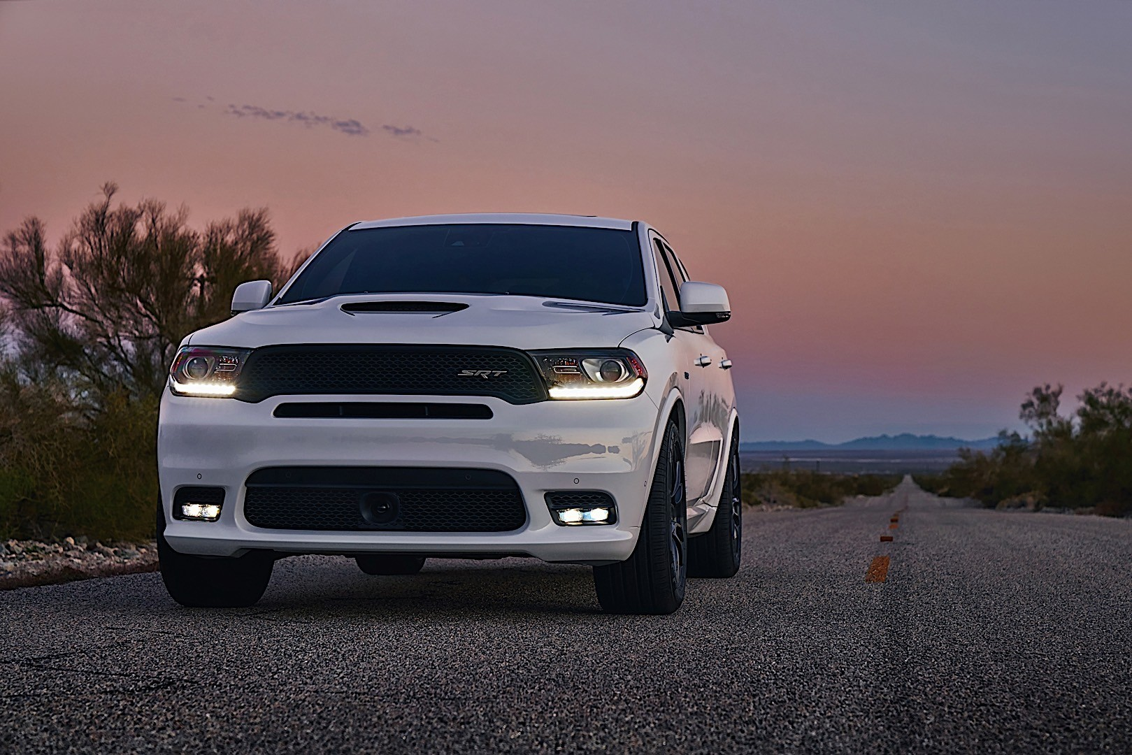 DODGE Durango SRT Specs Amp Photos 2017 2018 Autoevolution