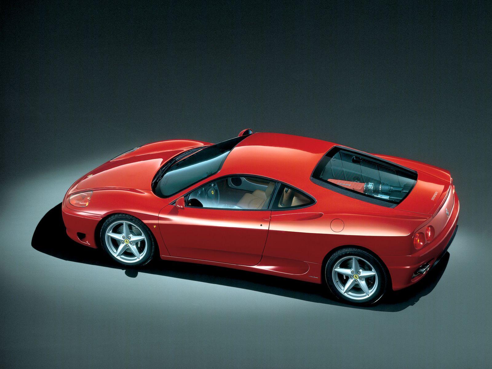 Ferrari 360 Modena Specs  1999, 2000, 2001, 2002, 2003