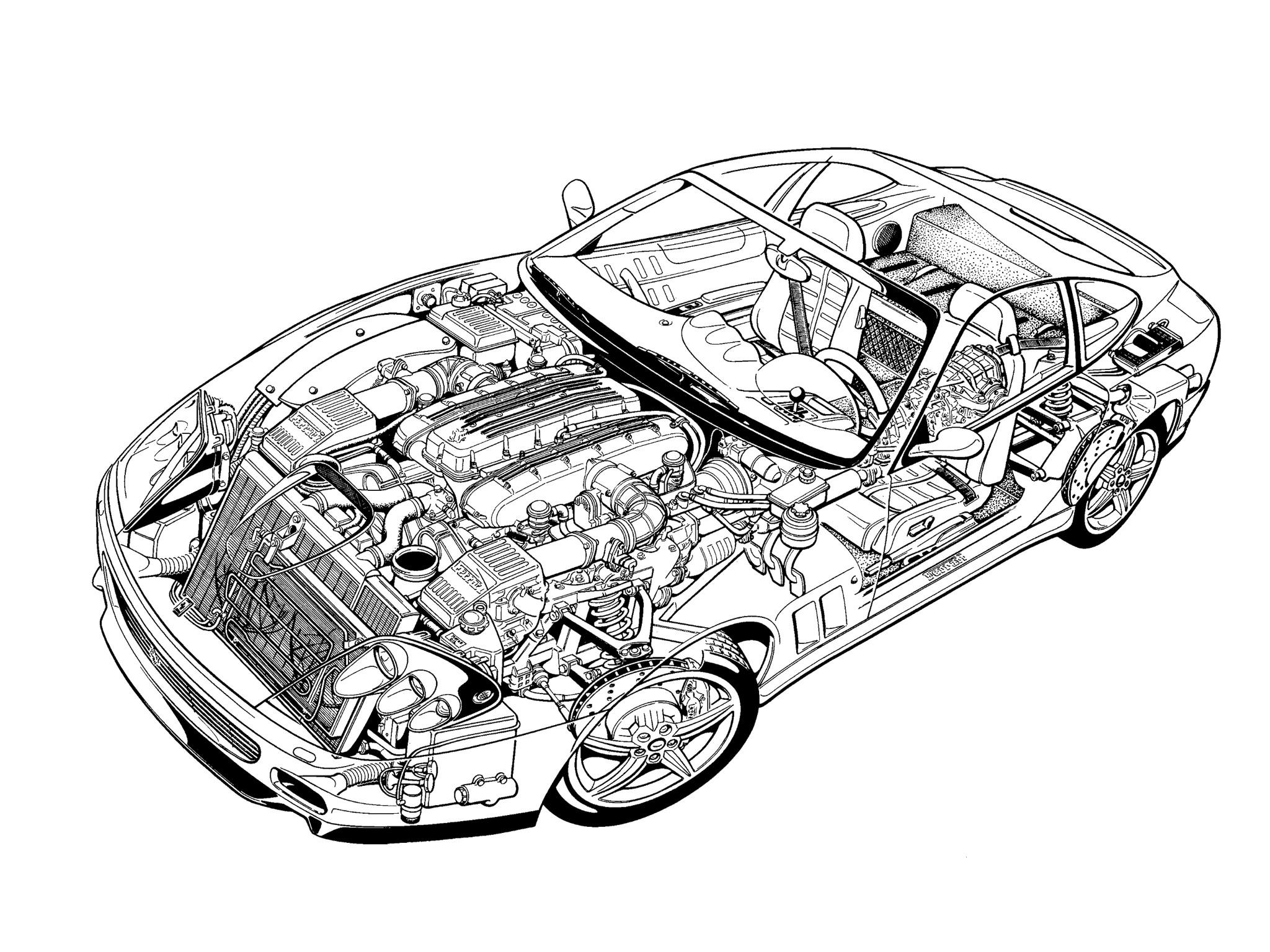 Ferrari 575m Maranello Specs Amp Photos