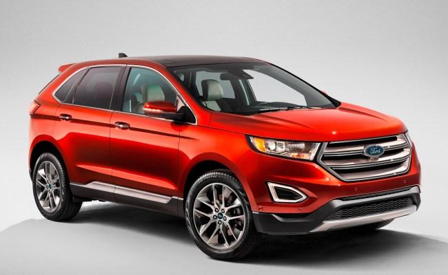 Ford Edge 2015 2016 2017 Autoevolution