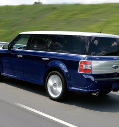 ford flex 2009 2012  [ 2048 x 1536 Pixel ]