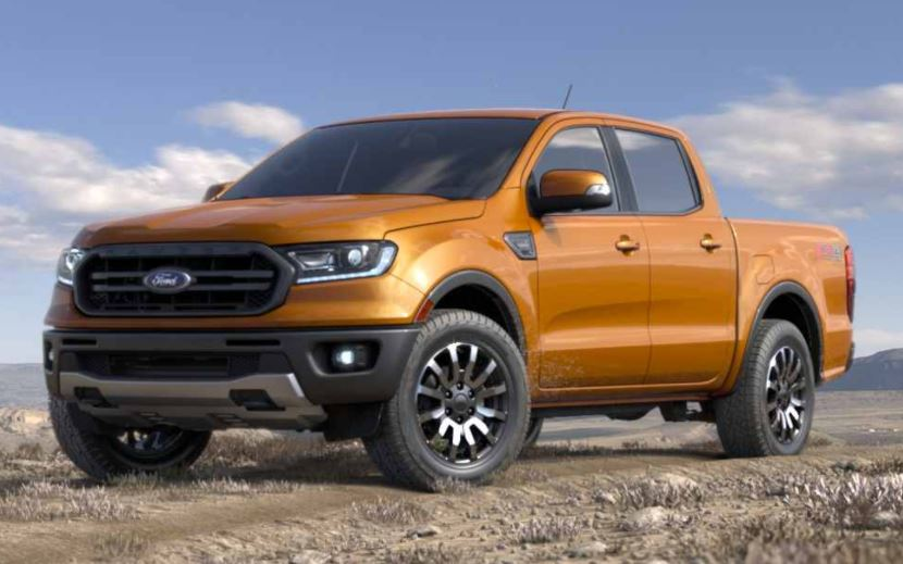 FORD Ranger Double Cab Specs Amp Photos 2018 Autoevolution