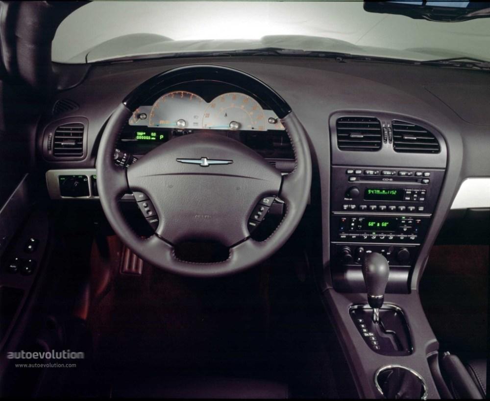 medium resolution of  ford thunderbird 2000 2005