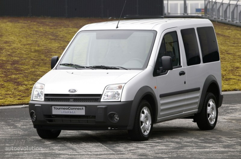 Ford Tourneo Connect 2003 2007