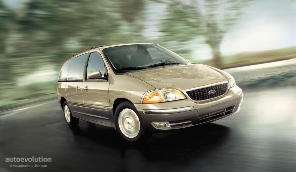 Ford Windstar Specs Amp Photos 1998 1999 2000 2001