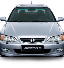 honda accord 4 doors 1998 2005  [ 1024 x 768 Pixel ]