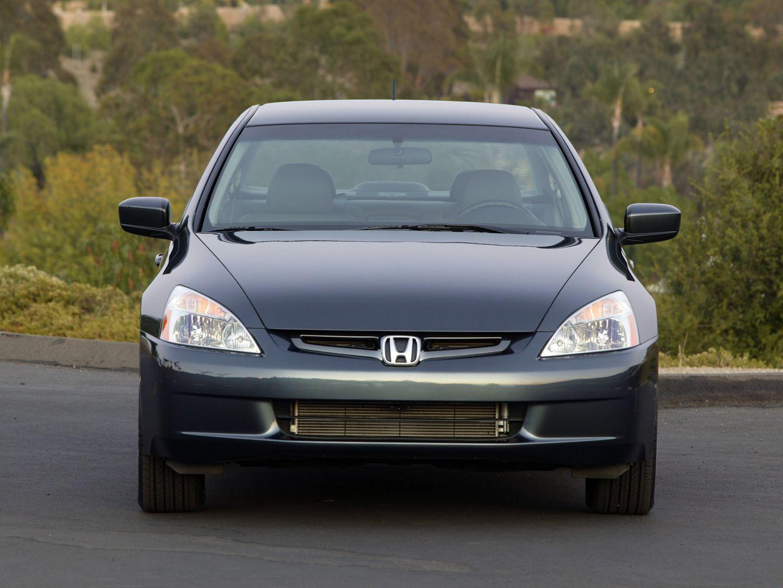 2007 Honda Accord Interior
