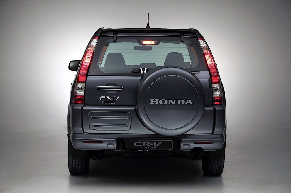 medium resolution of  honda cr v 2004 2007