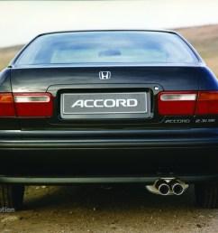 honda accord 4 doors 1993 1996  [ 1024 x 822 Pixel ]
