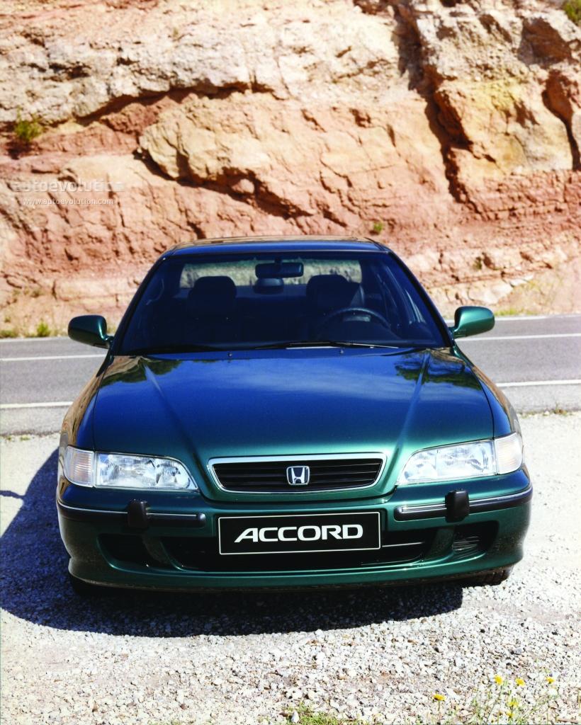 hight resolution of  honda accord 4 doors 1996 1998