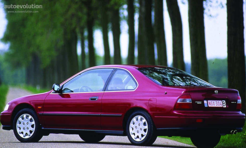 The auto editors of consumer guide the honda accord was introduced way. HONDA Accord Coupe specs - 1994, 1995, 1996, 1997, 1998