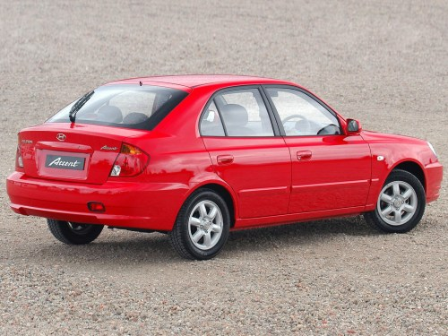 small resolution of  hyundai accent 5 doors 2003 2006