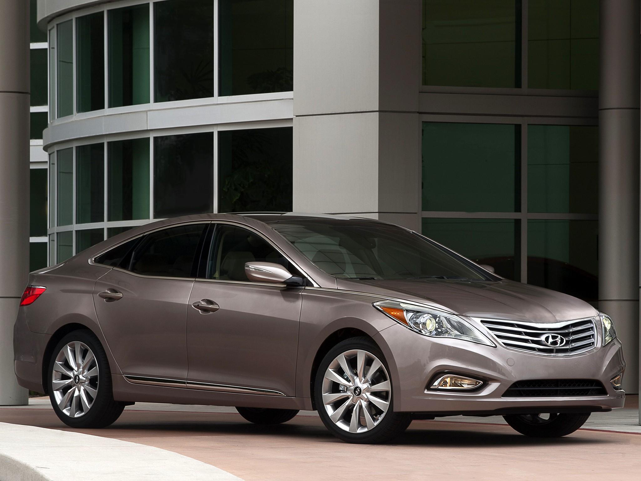 Hyundai Azera Specs 2012 2013 2014 2015 2016 2017