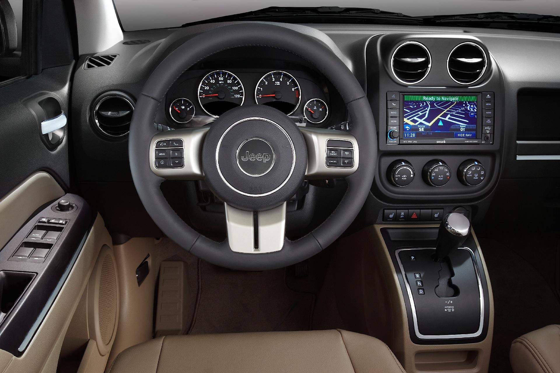 Jeep Interior Accessories Patriot