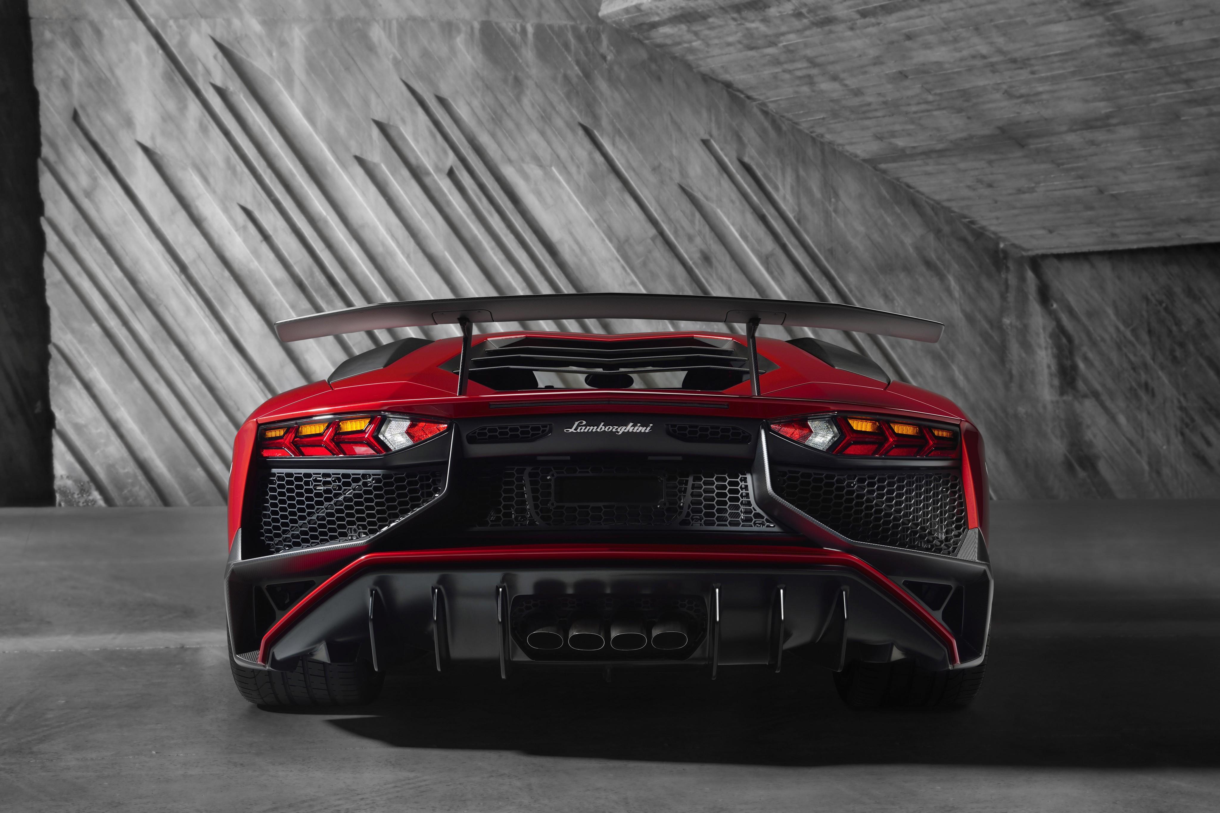 Lamborghini Aventador Price 2018