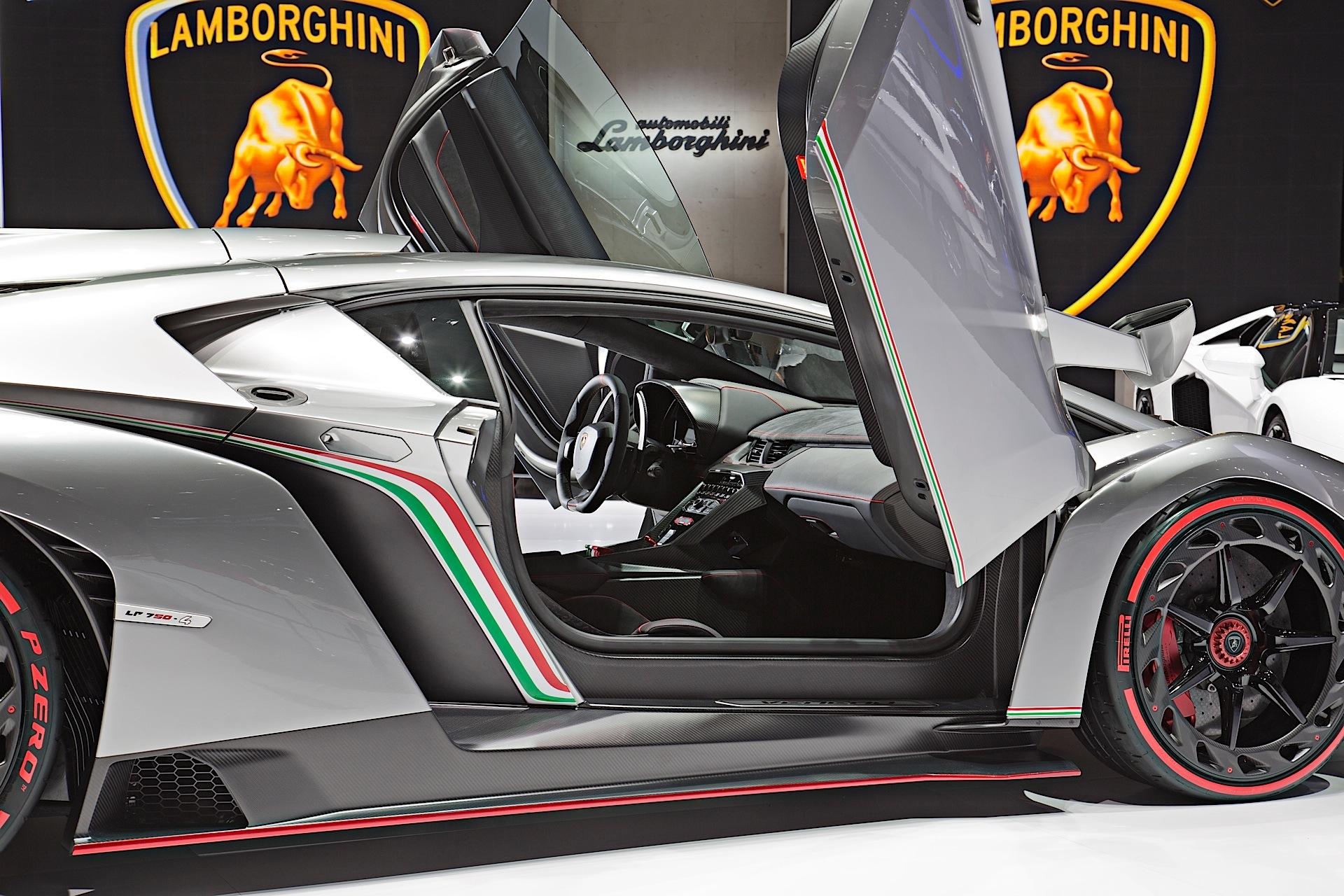 Lamborghini Veneno Specs Amp Photos 2013 2014 2015 2016