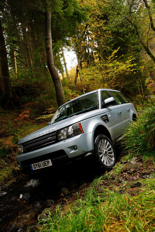 LAND ROVER Range Rover Sport specs & photos - 2009. 2010. 2011. 2012. 2013 - autoevolution