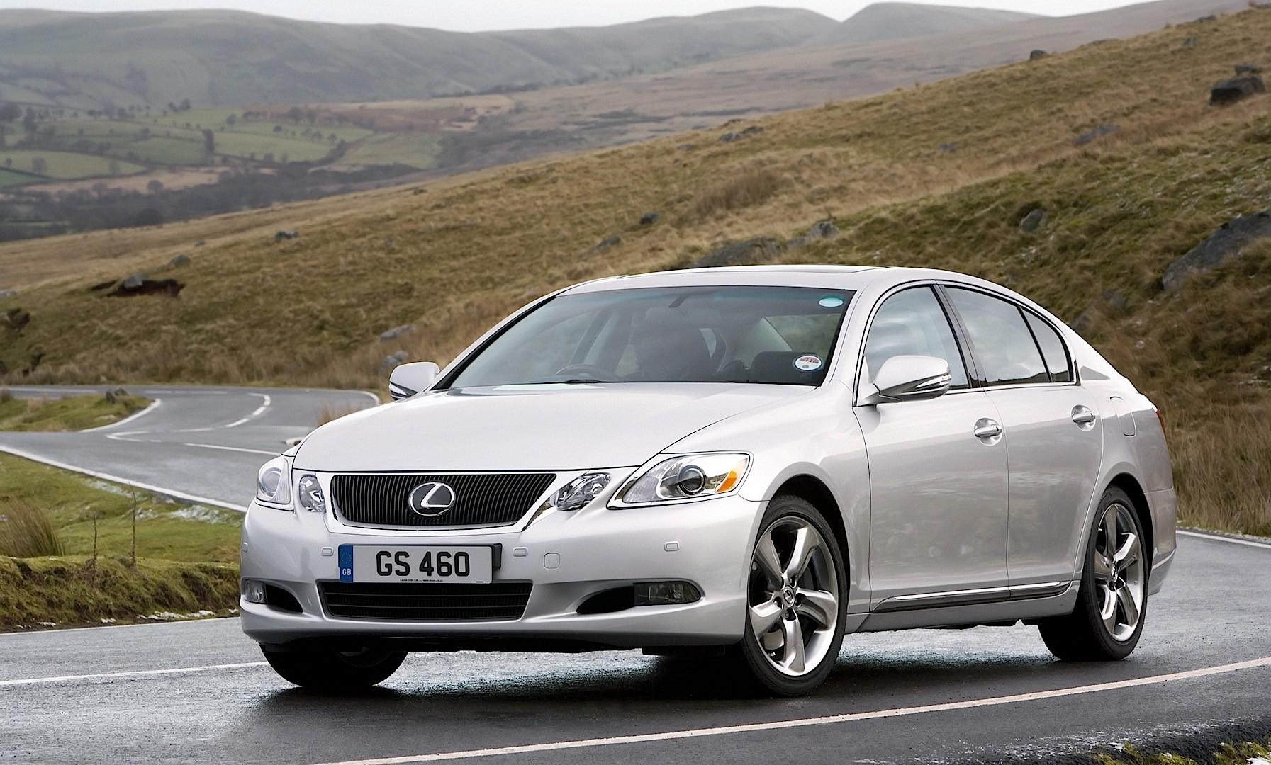 LEXUS GS specs 2008 2009 2010 2011 autoevolution