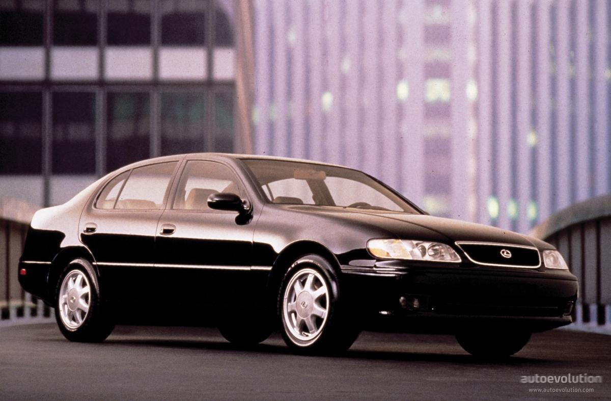 Luxury Car Pictures Wallpaper Lexus Gs Specs Amp Photos 1993 1994 1995 1996 1997