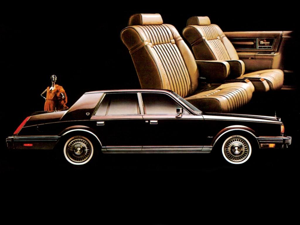 LINCOLN Continental Specs 1982 1983 1984 1985 1986
