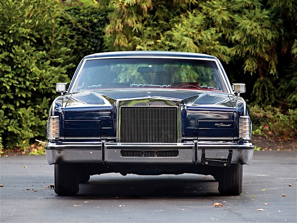 medium resolution of  lincoln continental 1970 1979