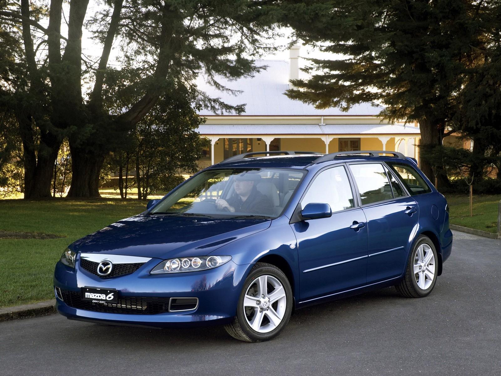 hight resolution of mazda 6 atenza wagon 2005 2007