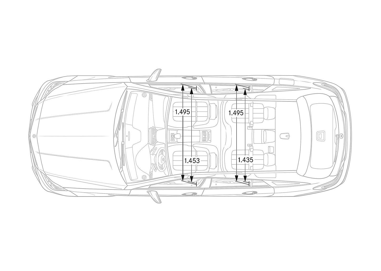 MERCEDES BENZ CLS Shooting Brake AMG (X218) specs & photos