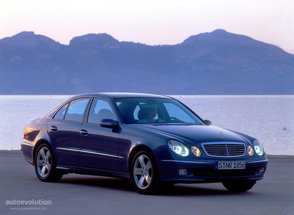 MERCEDES BENZ E-Klasse (W211) specs & photos - 2002. 2003. 2004. 2005. 2006 - autoevolution