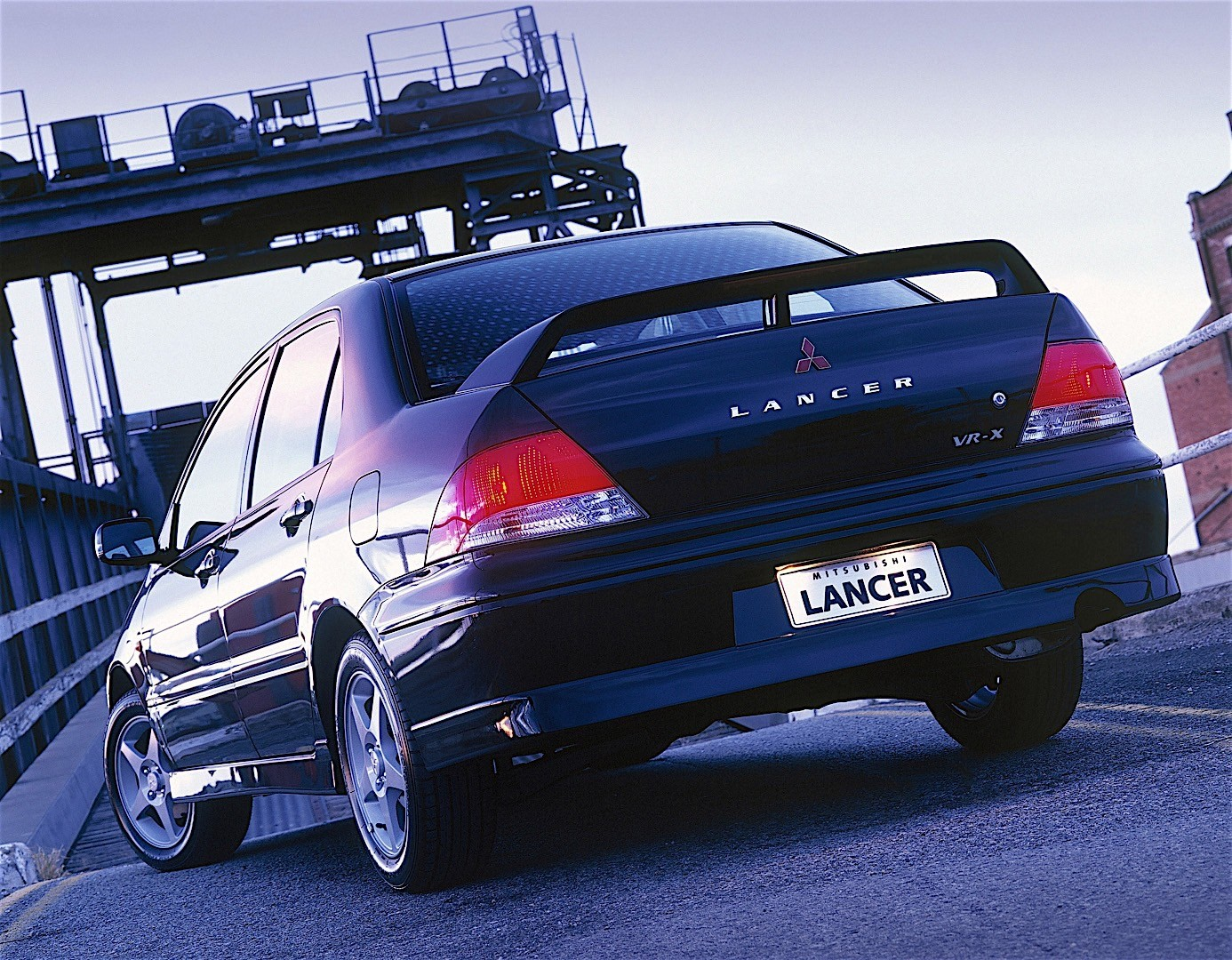 MITSUBISHI Lancer 2000 2001 2002 2003 Autoevolution