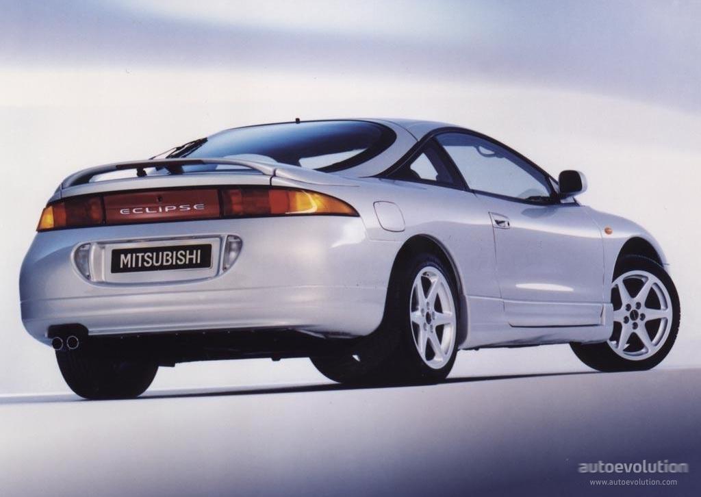 Turbo 1998 Eclipse Gst 2 Mitsubishi Mitsubishi Dr Eclipse Gst 1998