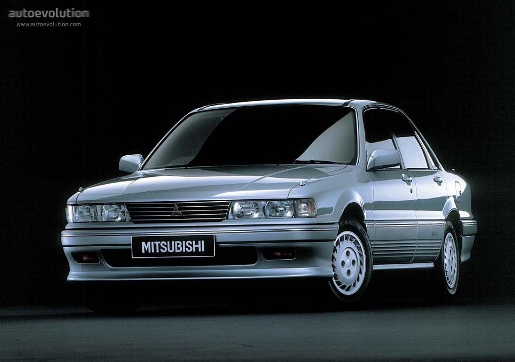 Mitsubishi Galant Specs Photos 1988 1989 1990 1991