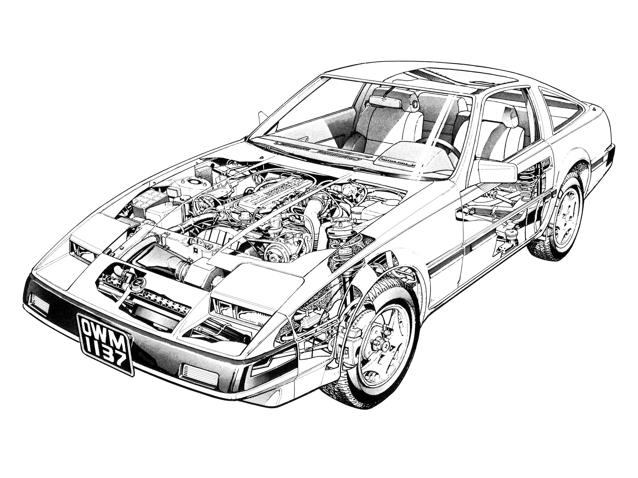 Nissan 300 Zx Specs Amp Photos