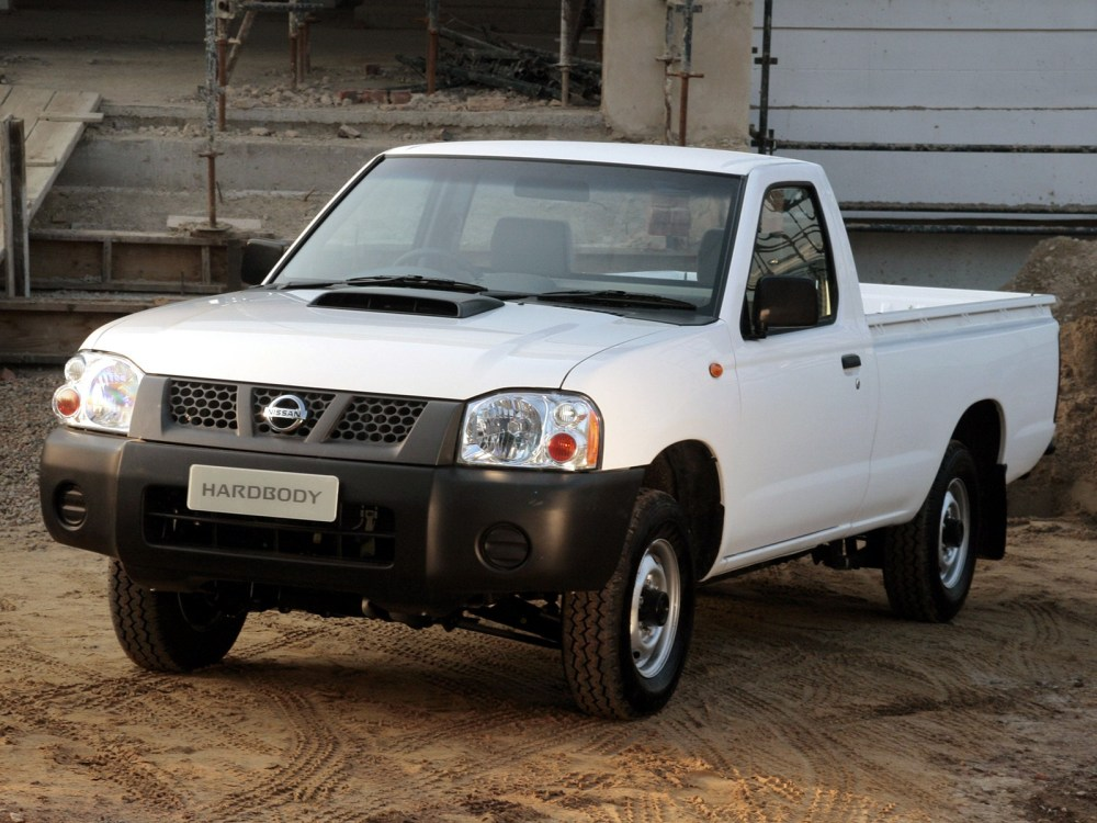 medium resolution of  nissan np300 pickup single cab 2008 present