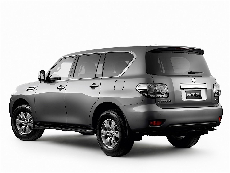 Nissan Patrol Specs Amp Photos 2010 2011 2012 2013