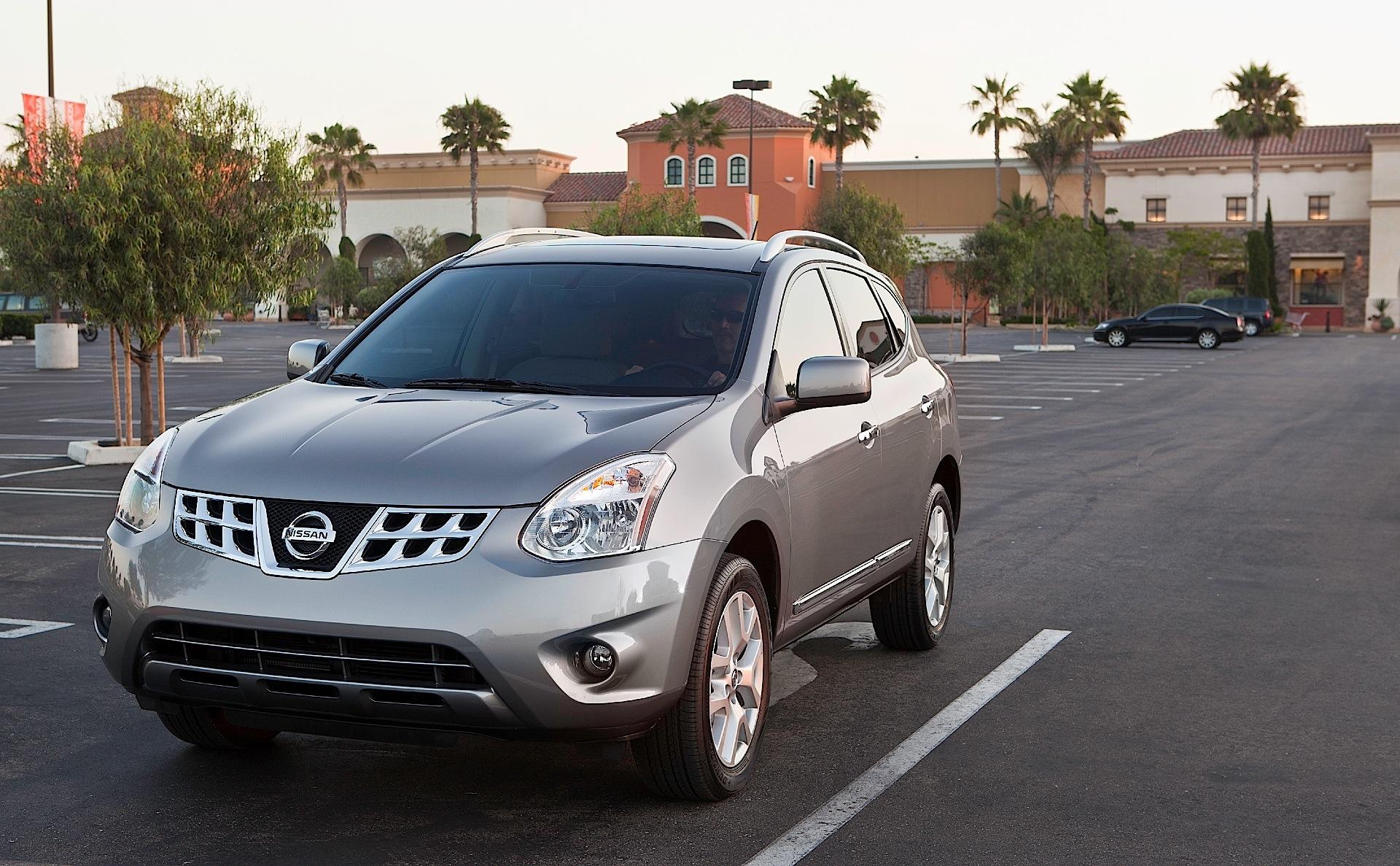 2014 Nissan Sport Rogue Sl
