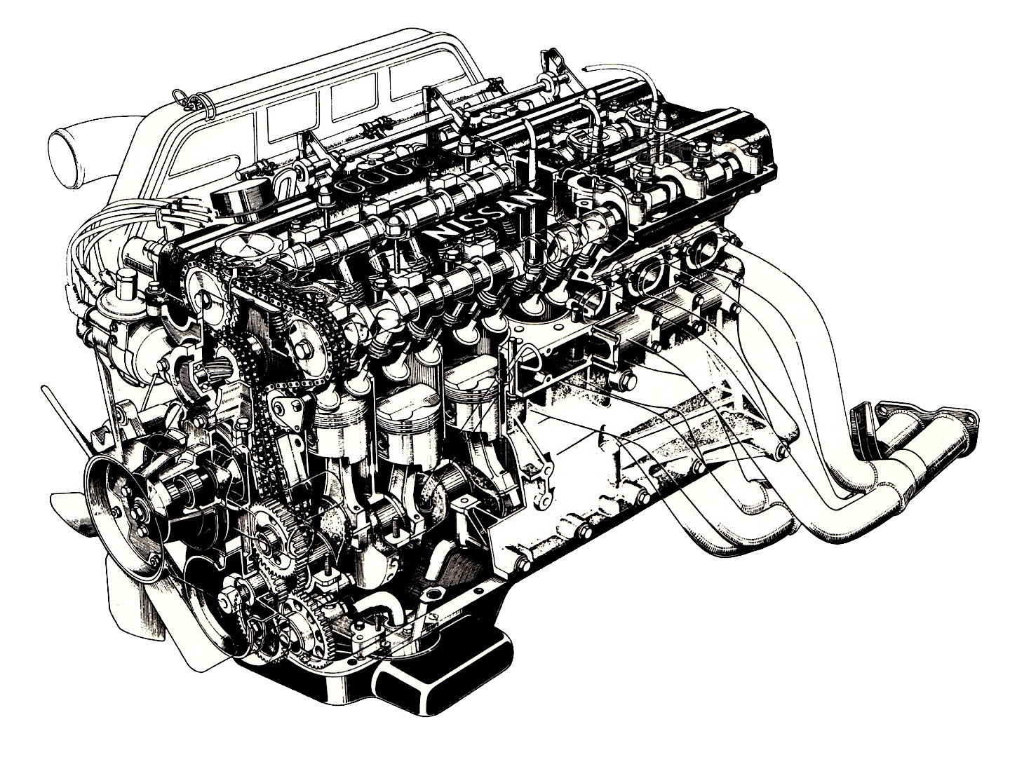 V24 Engine Wallpaper