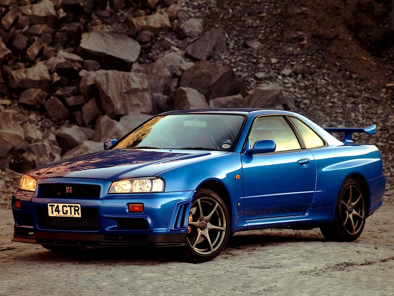 NISSAN Skyline GT-R V-Spec (R34) specs & photos - 1999, 2000, 2001, 2002 - autoevolution