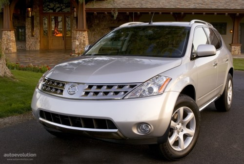 small resolution of nissan murano 2003 2007