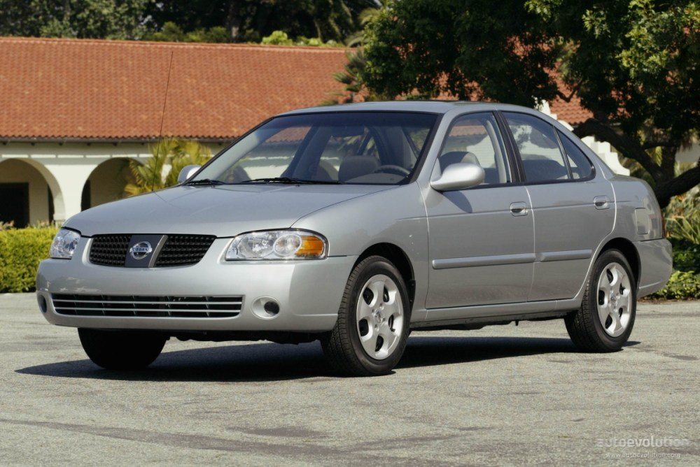 medium resolution of nissan sentra 2000 2006