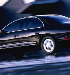 oldsmobile aurora 1994 1999  [ 1939 x 909 Pixel ]