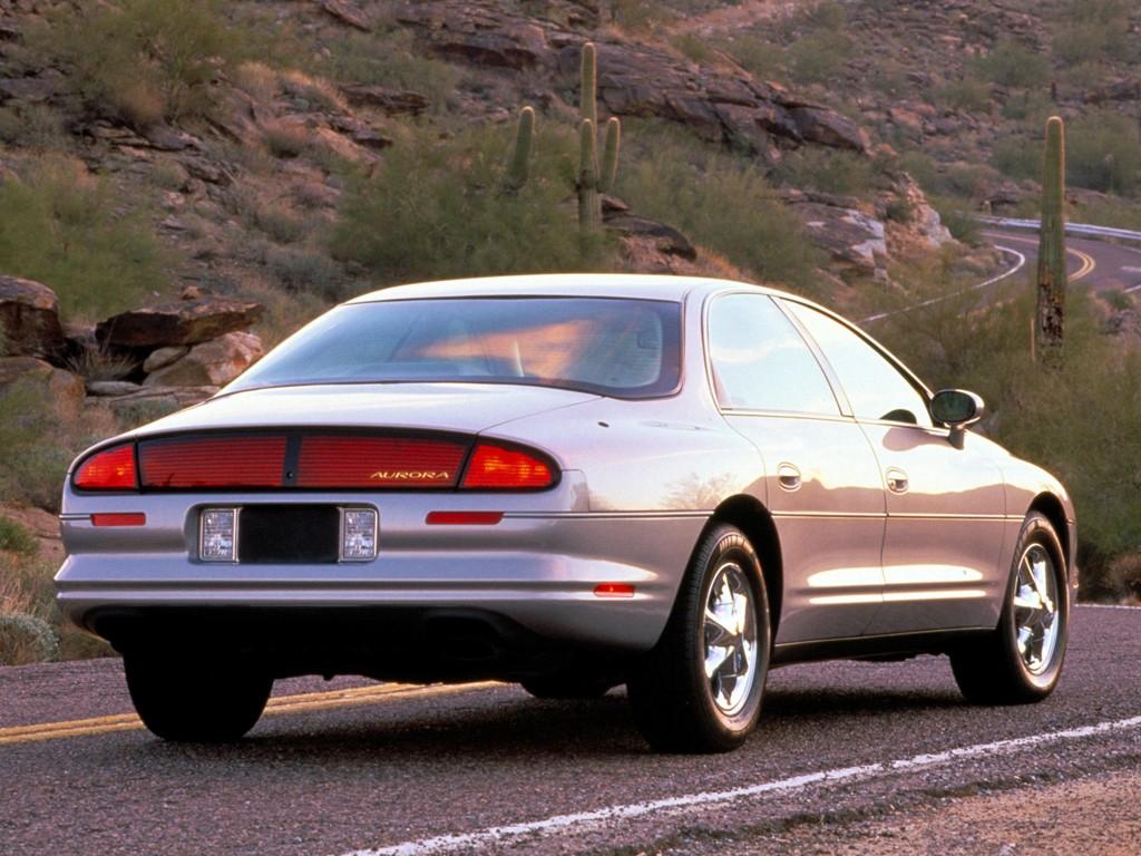 hight resolution of  oldsmobile aurora 1994 1999