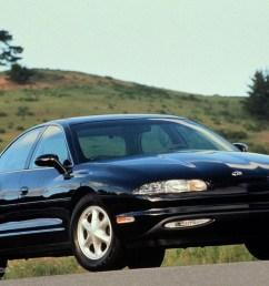 oldsmobile aurora 1994 1999  [ 1024 x 768 Pixel ]
