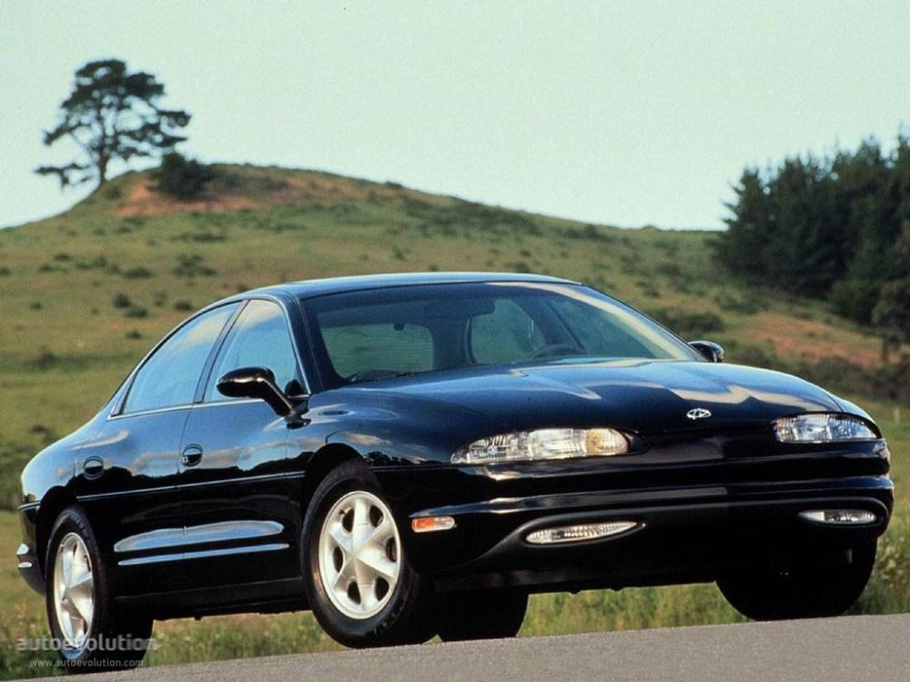 medium resolution of oldsmobile aurora 1994 1999