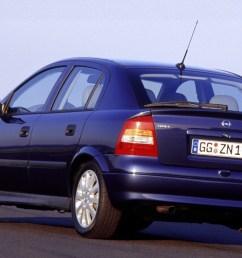 opel astra 5 doors 1998 2004  [ 1200 x 759 Pixel ]