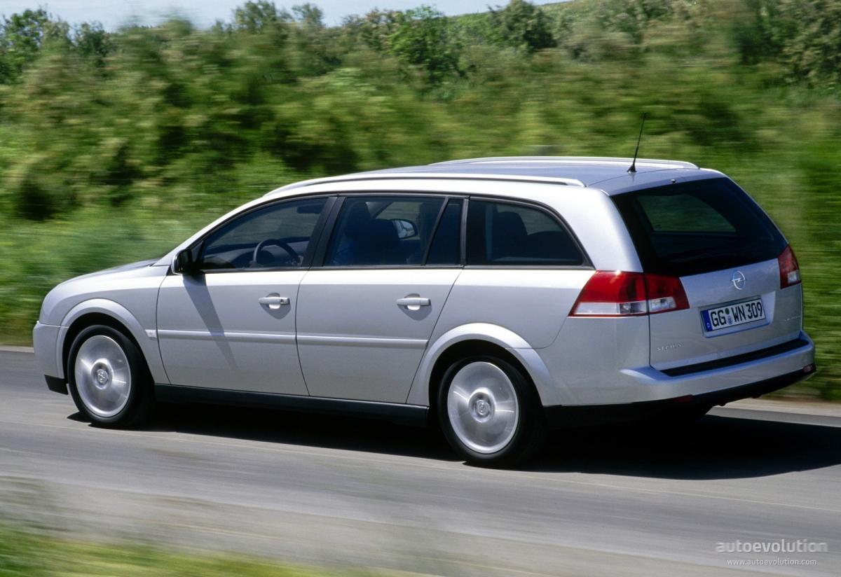 hight resolution of opel vectra caravan 2002 2005