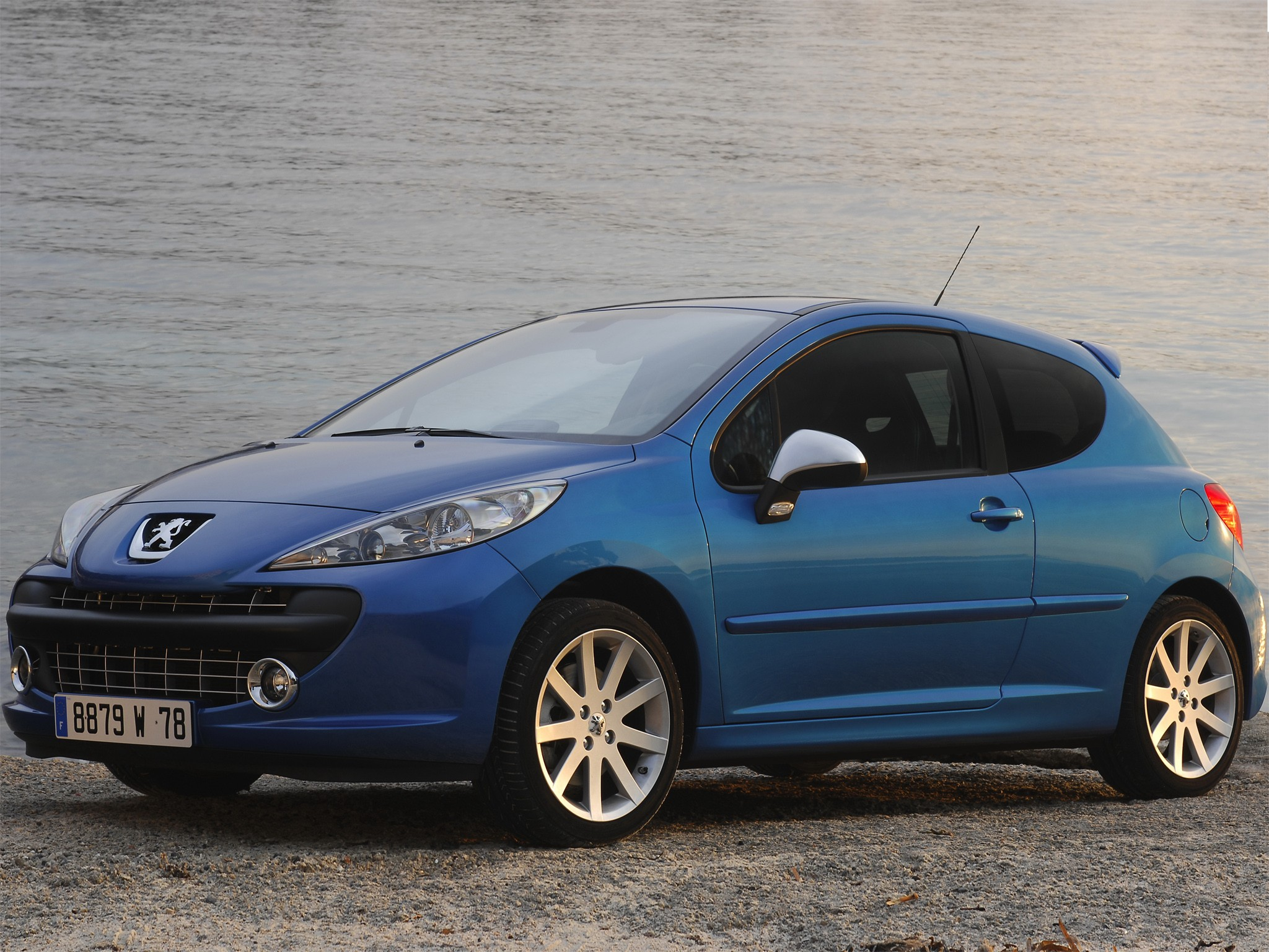 Car Rims And Tires Wallpaper Peugeot 207 Rc Specs 2007 2008 2009 Autoevolution