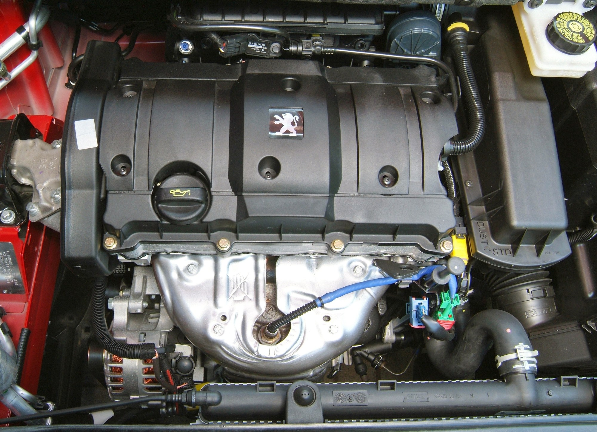 hight resolution of  peugeot 307 cc 2005 2008