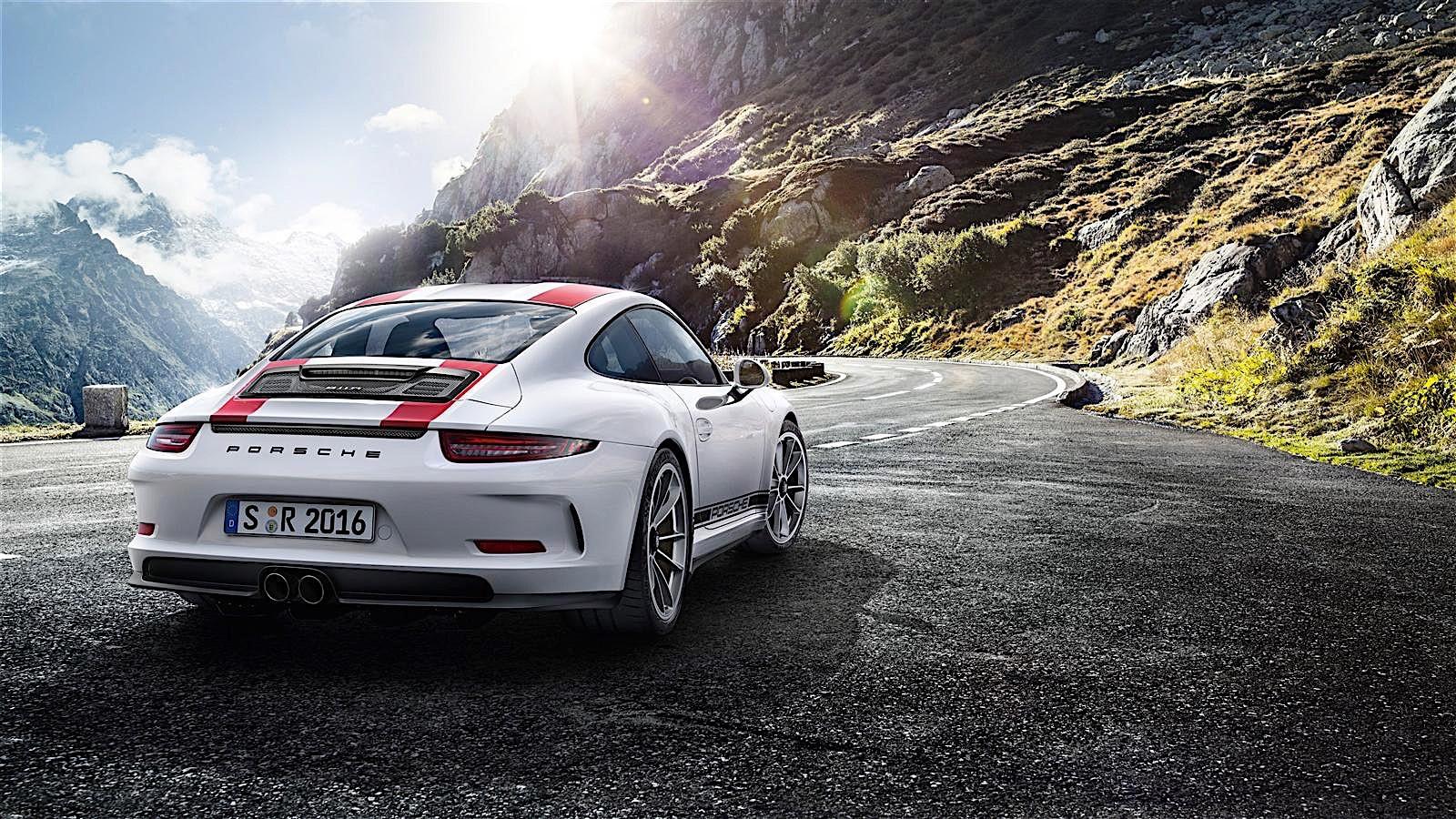 PORSCHE 911 R specs & photos - 2016, 2017, 2018, 2019, 2020, 2021 - autoevolution