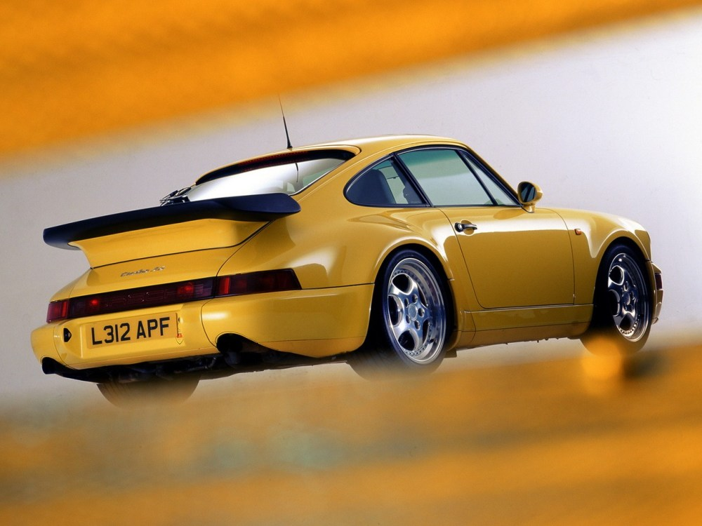 medium resolution of  porsche 911 turbo 964 1990 1995