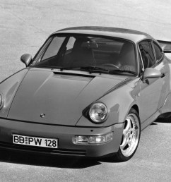 porsche 911 turbo 964 1990 1995  [ 1600 x 1200 Pixel ]